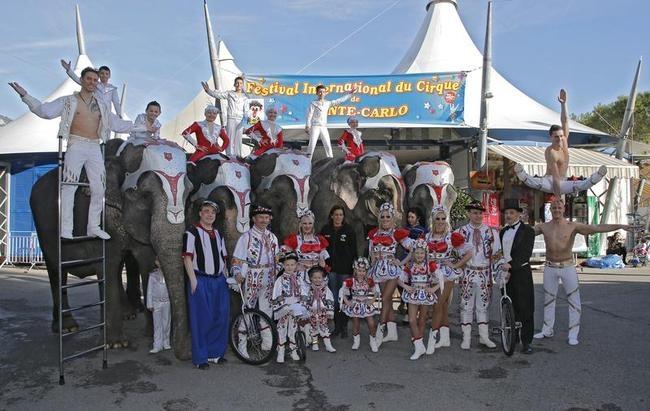 Monte-Carlo International Circus Festival