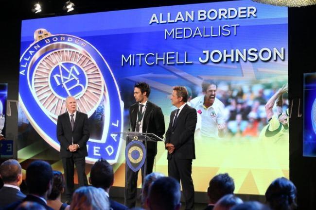 2014 Allan Border Medal