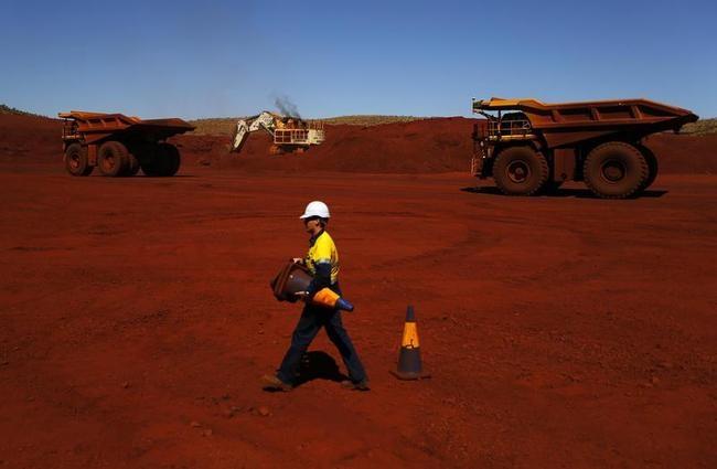 Giant Mining Trucks