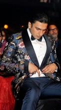 Ranveer Singh at Filmfare Awards 2014