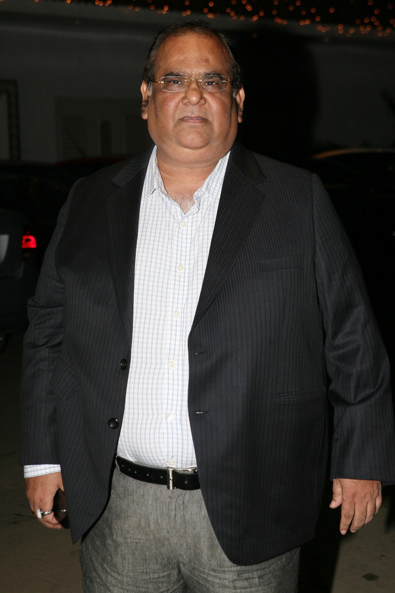 Satish Kaushik at Amita Pathak and Raghav Sachar