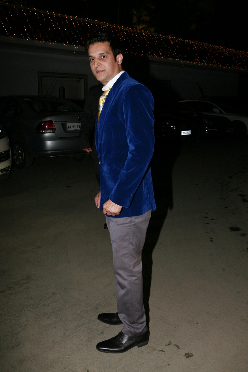 Jimmy Shergill at Amita Pathak and Raghav Sachar