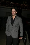 Tusshar Kapoor at Amita Pathak and Raghav Sachar