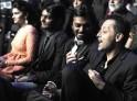 Sujoy Ghosh and Nawazuddin Siddiqui at Filmfare Awards 2014
