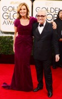 Martin Scorsese and Jessica Lange