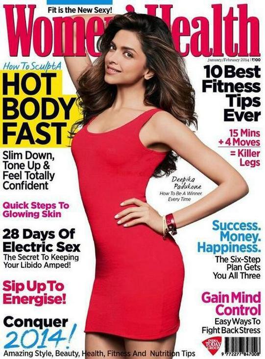 Deepika Padukone for Women