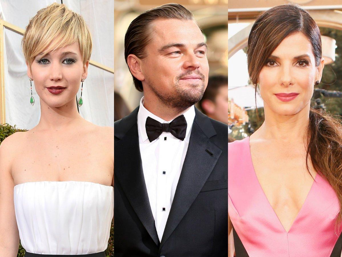 Golden Globes red carpet 2014