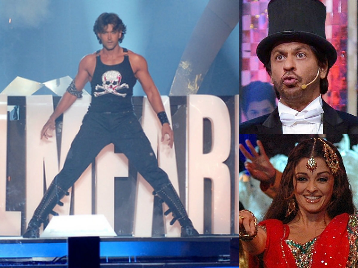 Filmfare awards performances