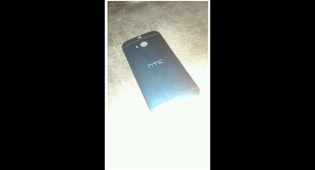 HTC M8 Leaked Image