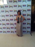 Shilpa Shukla wins Best Actress Critics for BA Pass at the 59th Idea Filmfare Awards held in YashRaj Studios Mumbai