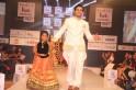 Karan Tacker walking the ramp at Day 2 of India Kids Fashion Week