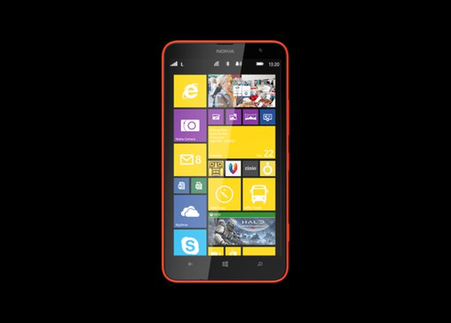 Lumia 1320 price in india