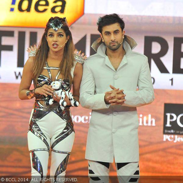 59th Idea Filmfare Awards in Mumbai at YashRaj Studios