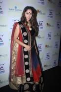 Sangeeta Ghosh on the red carpet