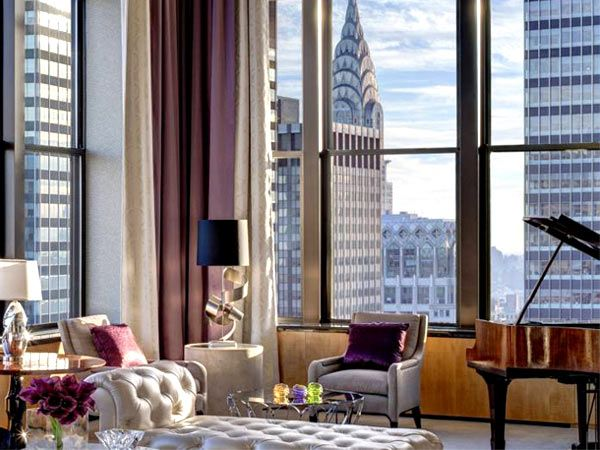 The New York Palace Hotel