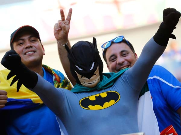 Most Unusual Moments at the FIFA World Cup