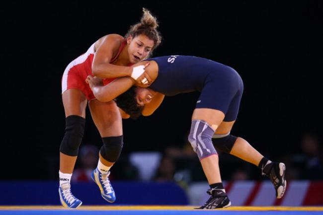20th Commonwealth Games - Day 7: Wrestling