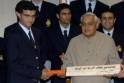 Indian Prime Minister Atal Behari Vajpay