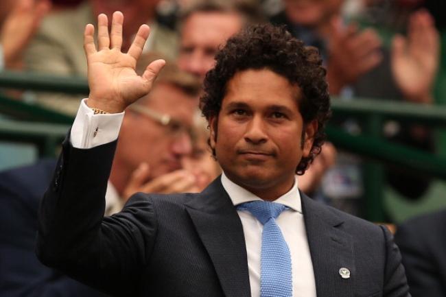 Sachin @ Wimbledon 2014