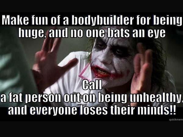 #5 Memes on Bodybuilding