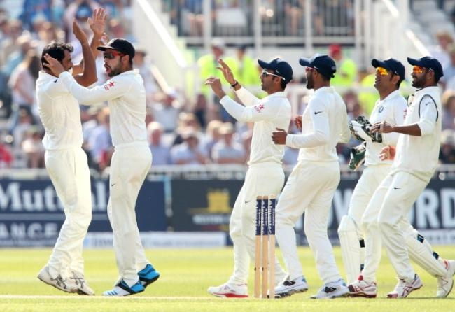 England v India: 1st Investec Test - Day Two