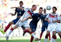 France vs Germany, quarterfinal FIFA World Cup 2014