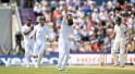 England v India: 3rd Investec Test - Day Five