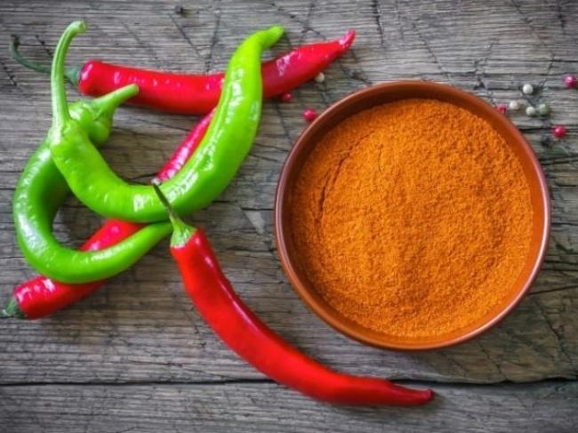 Eating less fiery foods