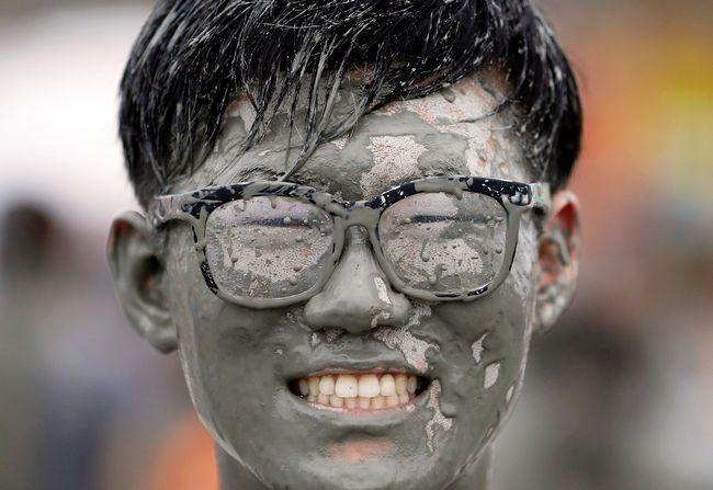Mud Festival in Korea