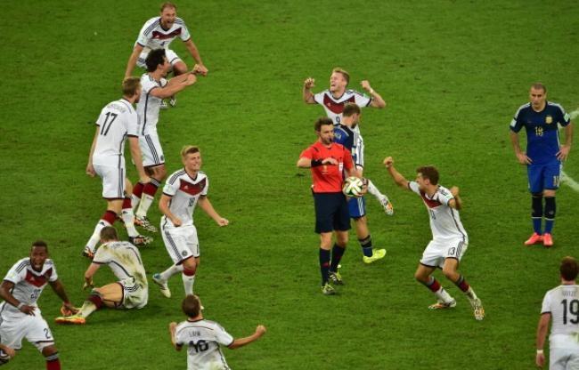 Germany Win