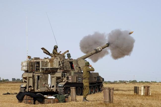 Gaza Pounded by Israel: PICS