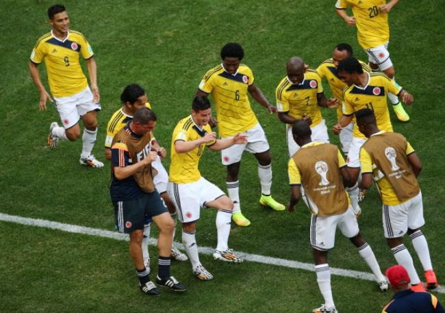FIFA FAIR PLAY TROPHY: Colombia