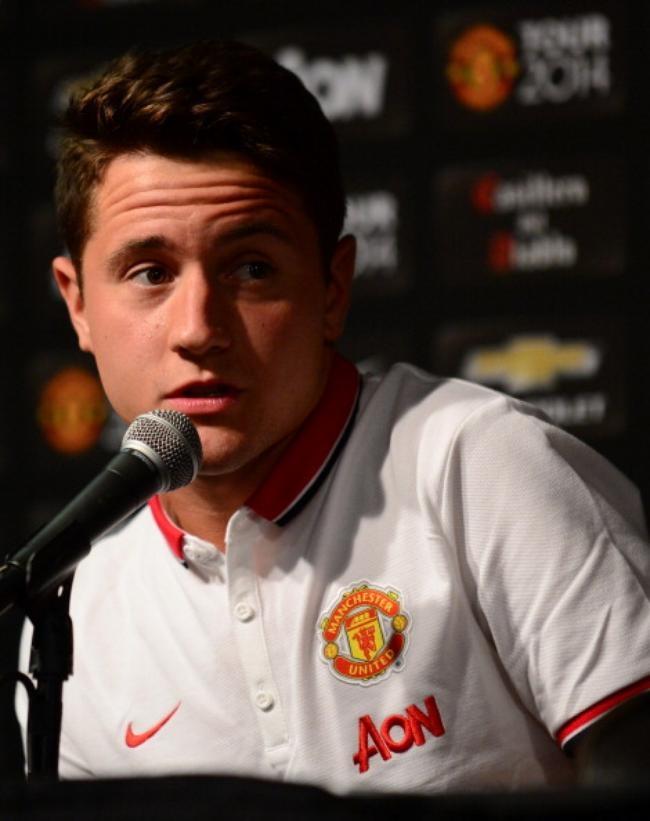 Ander Herrera (Manchester United