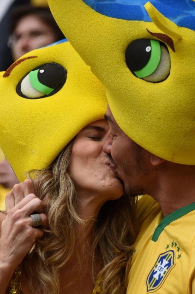 Naughty Moments from FIFA World Cup 2014