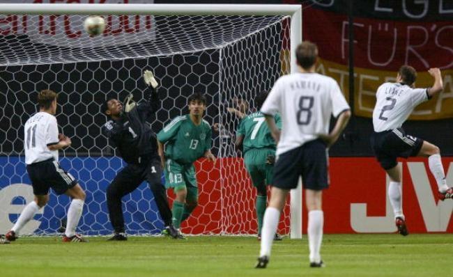 Germany 8 Saudi Arabia 0 (2002)