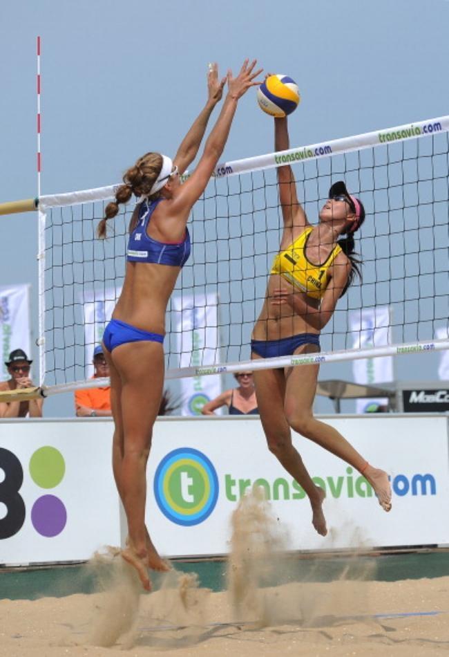 FIVB The Hague Transavia Grand Slam - Day 4