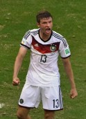 SILVER BALL: Thomas Mueller (Germany)