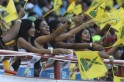 Guyana Amazon Warriors v St. Lucia Zouks - CPL 2014