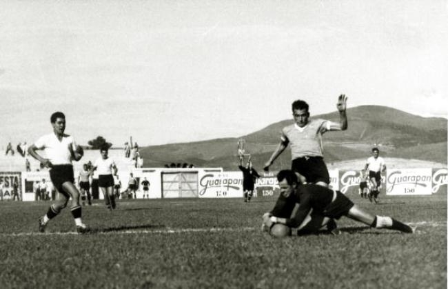 Uruguay 8 Bolivia 0 (1950)