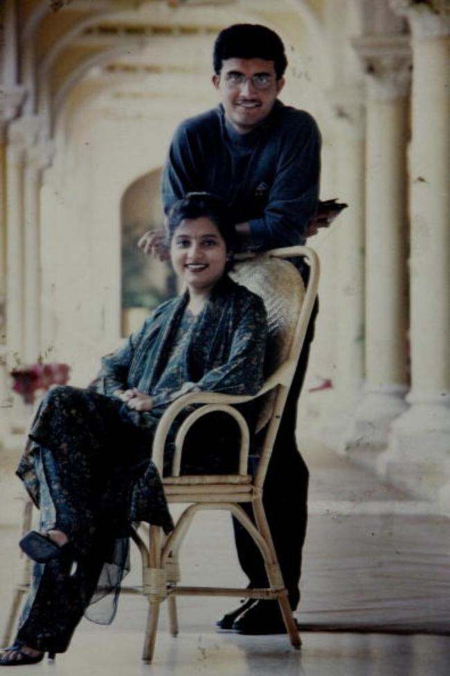 Dona Ganguly, Odissi dancer and wife of cricketer Sourav Ganguly in Kolkata, West Bengal, India