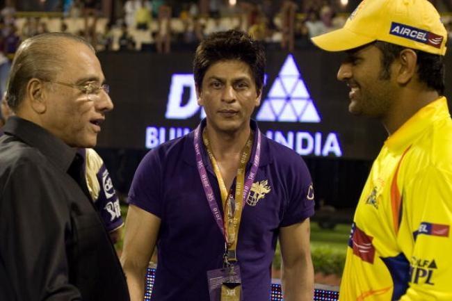 Kolkata Knight Riders vs Chennai Super Kings - IPL