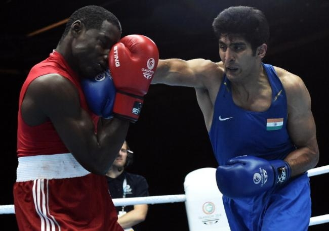 Commonwealth Games 2014: India on Day 7