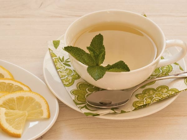 Switch to herbal tea