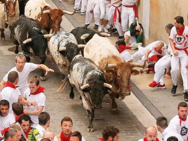 The Dangerous San Fermin Festival