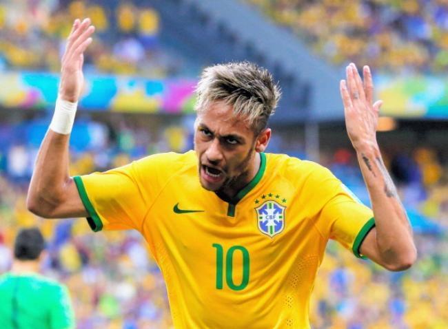 BRONZE BOOT: Neymar (Brazil)
