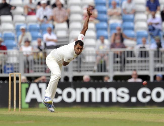 Derbyshire v India - Tour Match