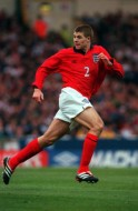 31st May 2000. Wembley, London. Friendly International. England 2 v Ukraine 0. England