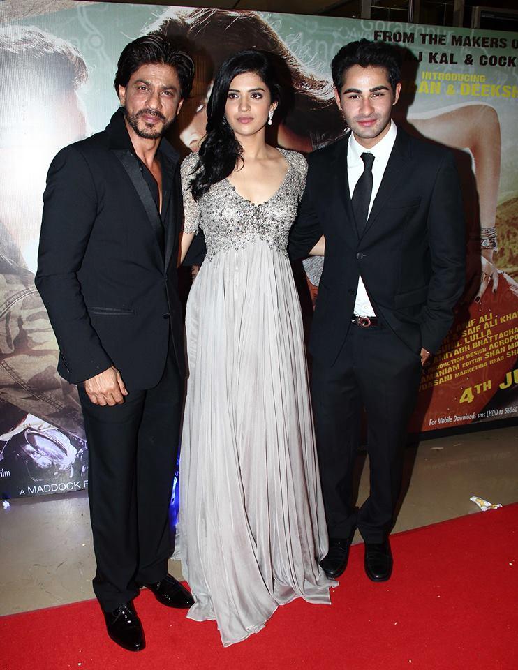 Shah Rukh Khan, Armaan Jain, Deeksha Seth
