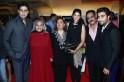 Abhishek Bachchan, Jaya Bachchan, Shweta Nanda, Rima Jain, Aadar Jain