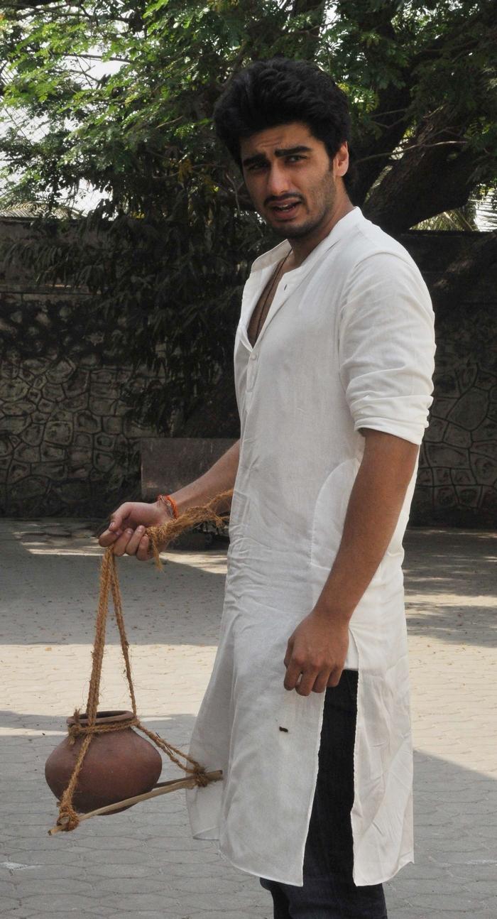 Arjun Kapoor at mother